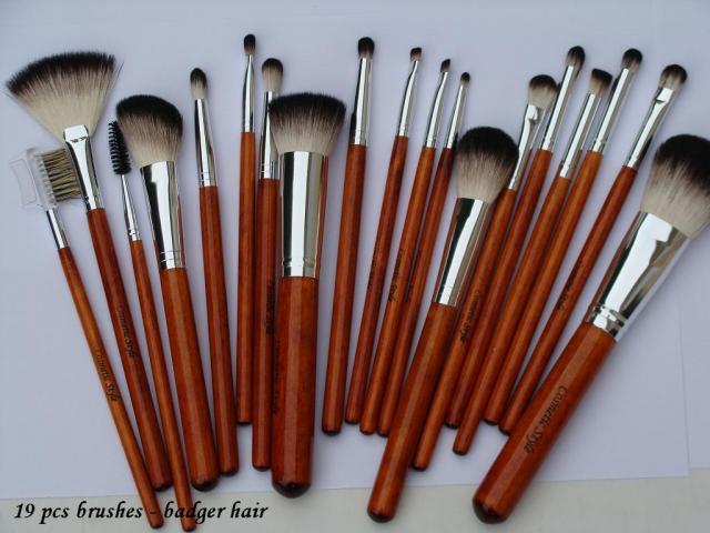 Set 19 Pensule Par Natural Set 01