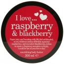 Unt de corp - raspberry & blackberry