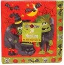 Set 24 servetele Halloween - Portocaliu