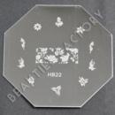 Forma metalica HB22