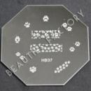 Forma metalica HB37