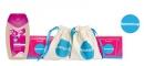 Set 2 cupe menstruale reutilizabile + Gel igiena Femmewash - Pret promotional