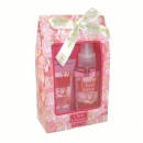 Set lotiune + body mist