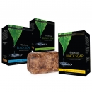 Sapun negru hidratant - 100% natural - handmade