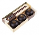 Eye Shadow Base Kit – Bare - Set baza pentru machiaj - BARE