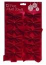 Fundite rosii de catifea - 12 bucati
