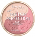 Blush Match Perfection - 001 Light