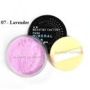 Pudra cu minerale - 07 Lavender