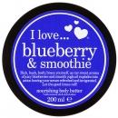 Unt de corp - blueberry & smoothie