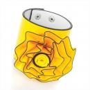 Bratara floare 3D