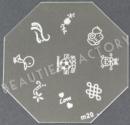 Forma metalica M20