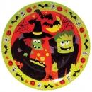 Set 20 farfurii Halloween
