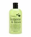 Bubble bath - lemon & limes