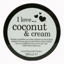 Unt de corp - coconut & cream